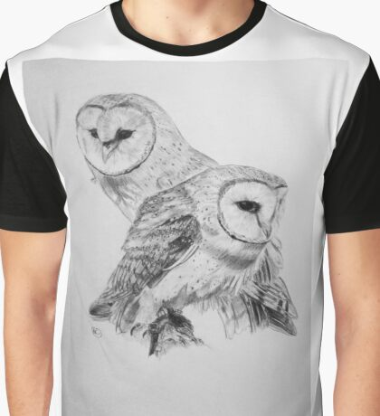 barn owls Graphic T-Shirt