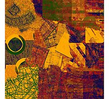0470 Abstract Thought Photographic Print