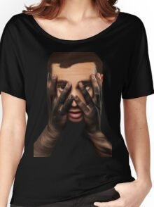 Tyler Joseph (black) Women's Relaxed Fit T-Shirt