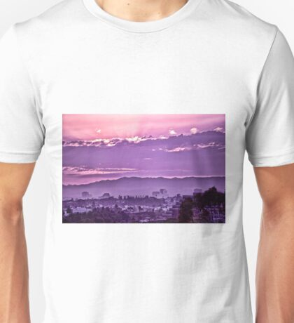 West La Sunset Unisex T-Shirt