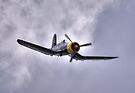 KD345 Corsair by Nigel Bangert