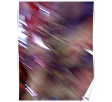 Abstract 4961, tee, i-phone case, i-pad case, pillow and tote Poster