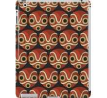 Mononoke Mask iPad Case/Skin