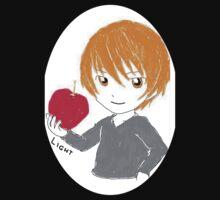 Death Note Light Kids Tee
