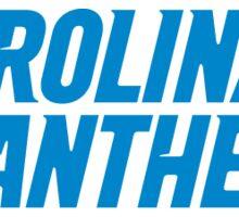 Carolina Panthers Sticker