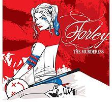The Murderess by TedDastickJr