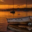 Sunrise at Victoria Point by Karen Duffy