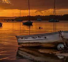 Sunrise at Victoria Point by Karen Duffy
