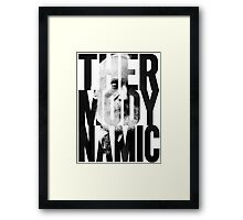 Claim to Fame Series 01 - Lord Kelvin Framed Print