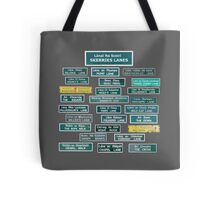 Skerries Lanes Tote Bag