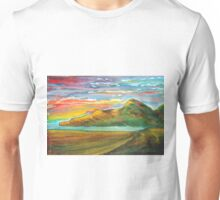 Mourne Abstract 3 Unisex T-Shirt