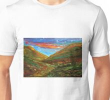 Mourne Abstract 2 Unisex T-Shirt