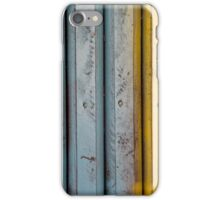 abstract grunge wood texture background iPhone Case/Skin