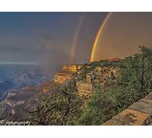 Summer Storm at the South Rim  Photographic Print