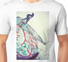Urban Snowboarding in Plymouth Unisex T-Shirt