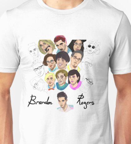Brandon Rogers Unisex T-Shirt