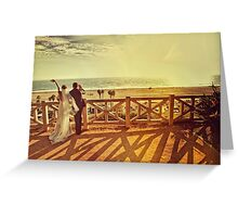 West Coast Love Greeting Card