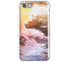 Watercolor Sky No 1 iPhone Case/Skin