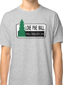 Lone Pine Mall - Back To The Future Classic T-Shirt