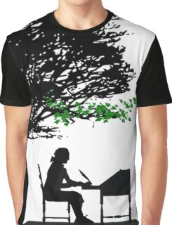One Last Time Graphic T-Shirt