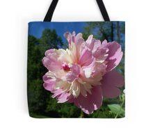 Spring Pinks - Raspberry Sorbet Peony 4 Tote Bag