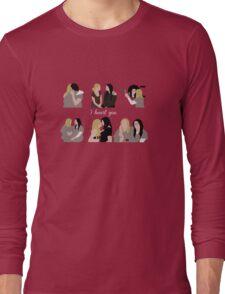 Piper & Alex I Heart You Long Sleeve T-Shirt