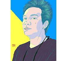 Joker Chaw Photographic Print