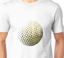 3D Circle Forest Unisex T-Shirt