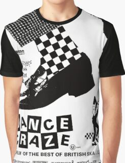 dance craze movie poster t shirt madness selector Graphic T-Shirt