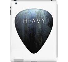 Heavy iPad Case/Skin