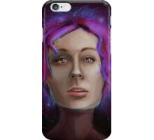 The Galaxy is Your Oyster iPhone Case/Skin