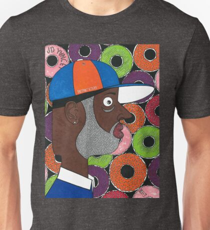 31 Donuts ( Tribute to J Dilla ) Unisex T-Shirt