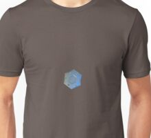 Snowflake photo - Cryogenia Unisex T-Shirt