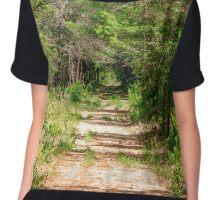 Nature Trail Chiffon Top