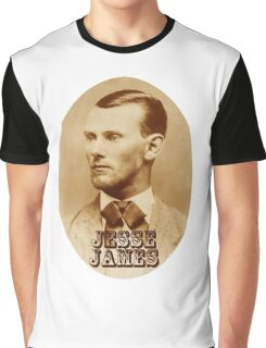 James Graphic T-Shirt
