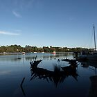 O what a perfict day, Strahan  Tasmania by Tom McDonnell