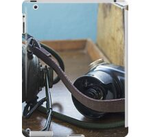 Royal Headphones iPad Case/Skin