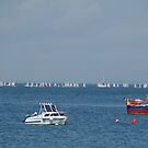 Ho look baby boats  by Declan Carr