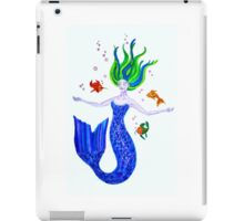 Tranquil Mermaid  iPad Case/Skin