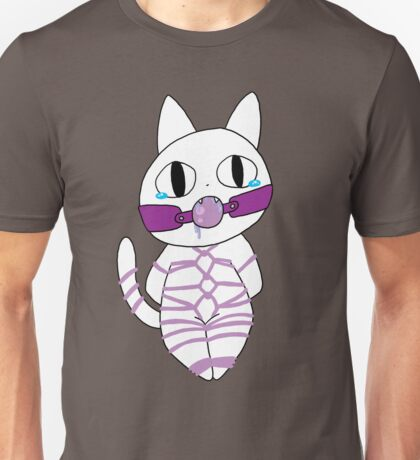 shibari kitty Unisex T-Shirt