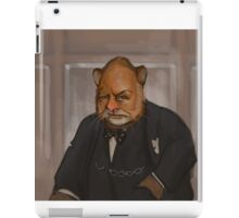 The greatest rodent of all time! iPad Case/Skin