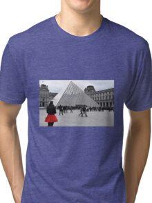 Le Louvre Tri-blend T-Shirt