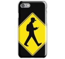 GO Carefully iPhone Case/Skin