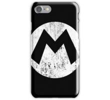 Big M iPhone Case/Skin