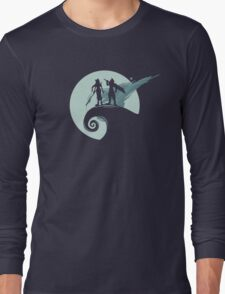 Nightmare Before Fantasy Long Sleeve T-Shirt