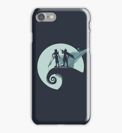 Nightmare Before Fantasy iPhone Case/Skin