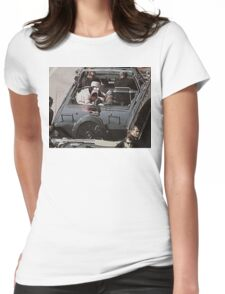 Patrick Womens Fitted T-Shirt