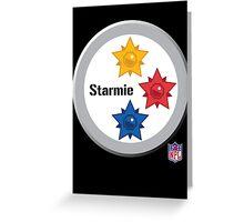Starmie Greeting Card