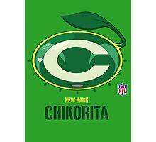 New Bark Chikorita Photographic Print