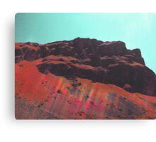Rainbow Mountain - Brod, Kosovo Canvas Print
